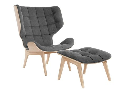 Fluffy Chairs by Norr11 Mammoth Wing Chair Fluffy By Knut Bendik Humlevik