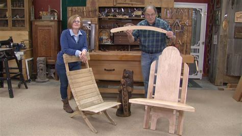 video ultimate outdoor chair  american woodshop