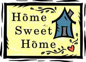 home sweetm home my worthless words home sweet home