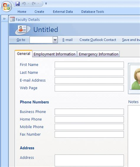 creating web databases with access 2010 and access services