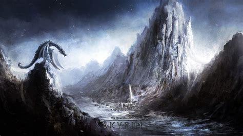 imagenes epicas de skyrim skyrim wallpapers 1920x1080 wallpaper cave