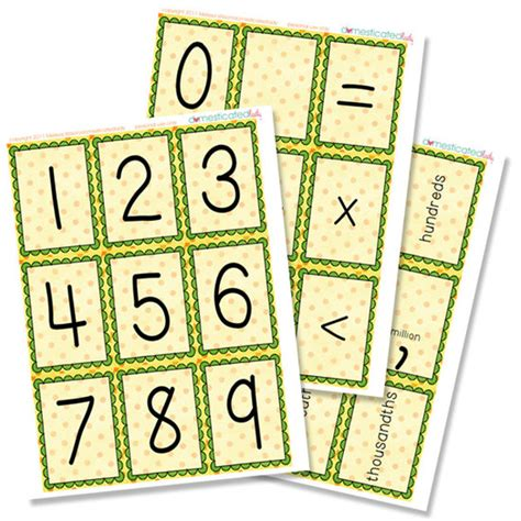 printable number place cards most popular printables to download for free of course