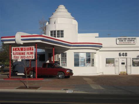 service arizona panoramio photo of service station downtown tucson az