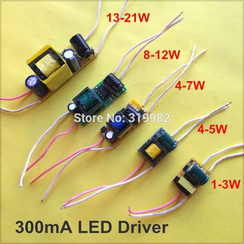 3 5 1w Led Driver 220v L Constant Current Transfor Berkualitas 10pcs led driver power supply constant current 300ma 110v 220v 1w 3w 5w 7w 10w 15w 20w for led