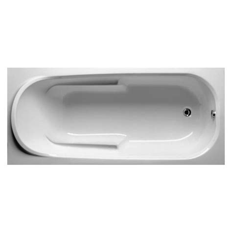 Riho Badewanne by Riho Columbia Rectangular Bath Without Whirl System