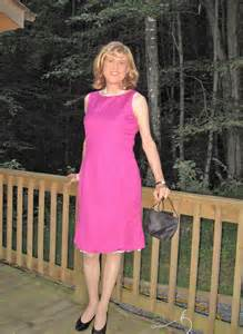 Showing In New Pink Dress Slip Showing Need To Let The Hem Out A