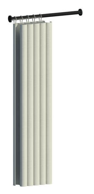 revit curtains revitcity com object shower curtain and rod