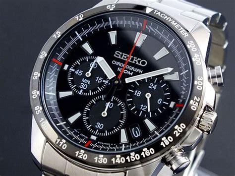 Seiko Quartz Sndd63p1 Chronograph seiko ssb031p1 speedmaster homage watches