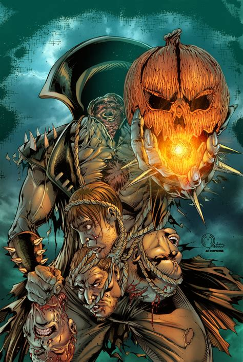 the headless horseman rides at zenescope horrortalk