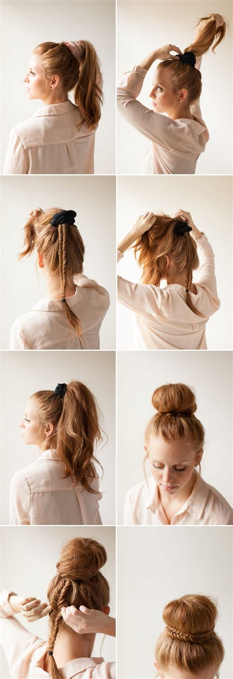 easy hairstyles video tutorials 18 easy step by step tutorials for perfect hairstyles