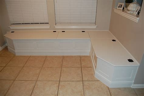Diy Banquette Seating With Storage by 9 Best Images About Kitchen Booths On In The