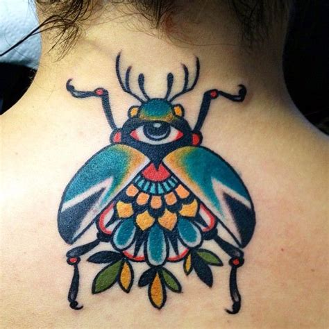 cyclops tattoo cyclops beetle tattoos