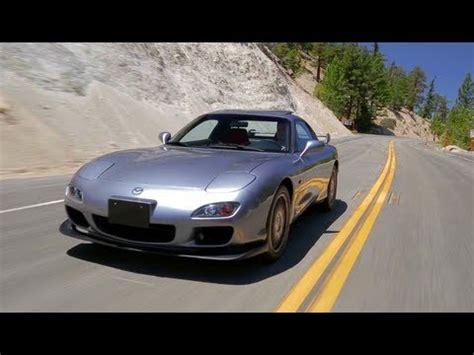mazda rx  spirit   glory days  japanese sports cars ignition episode  youtube