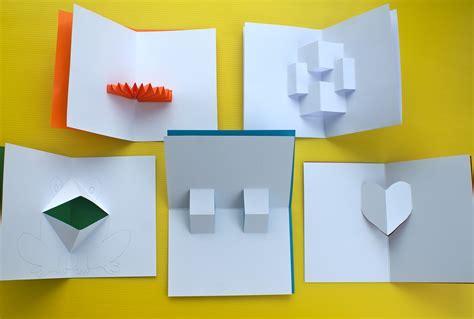pop up craft kit 11 pop up cards pig ox