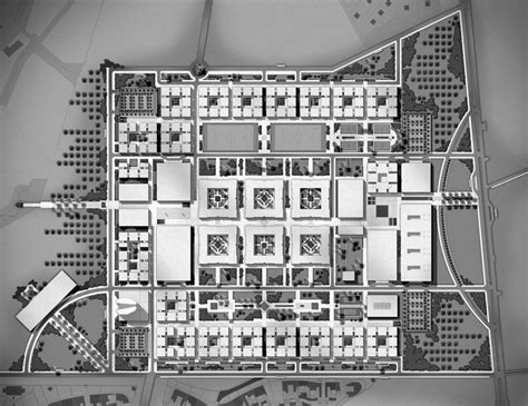 Mentmore Towers Floor Plan by Universit 233 Mohammed Vi Polytechnique Ricardo Bofill
