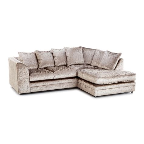 crushed velvet sofa crushed velvet furniture sofas beds chairs cushions