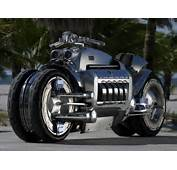 Worlds Fastest Motorcycle Prototype Dodge Tomahawk  I Like To Waste