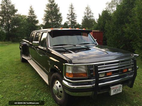 6 Door Trucks by 1997 Ford F 350 6 Door Up Truck