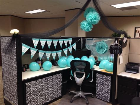 13 best cubicle birthday decorating ideas images on cubicle ideas cubicle ideas to decorate office cubicle for birthday two birds home