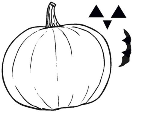 how to cut out a pumpkin for 6 best images of printable pumpkin painting pumpkin cut