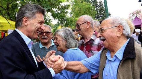 ms de 400 mil jubilados cobrarn 45 de aumento en septiembre macri imparable 400 mil jubilados beneficiados noticias