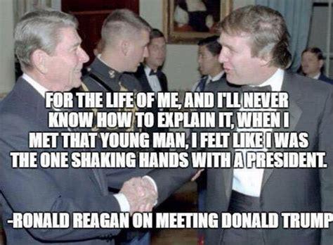ronald reagan donald trump the end of the republic 12 30 2016 leggo trump s ego