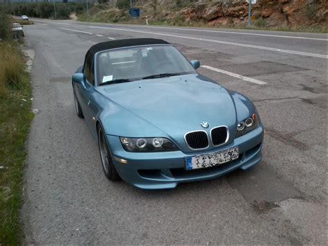 bmw headlights 96 02 bmw z3 roadster angel eye halo projector headlights