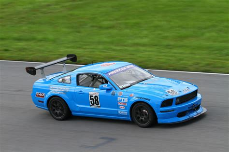 Ford Mustang Cars by Ford Mustang Fr500s Factory Built Race Car For Sale