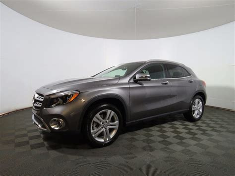 2018 used mercedes gla gla 250 4matic suv at mercedes