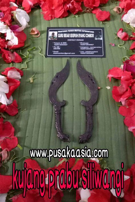 Kujang Siliwangi By Orin Toko kujang prabu siliwangi paranormal indonesia