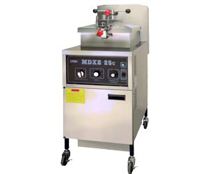 Getra Mdxz 25c Gas Pressure Fryer Vacuum Frying Alat Penggorengan Gas gas pressure fryer mdxz 25c shanghai yixi food machinery co ltd