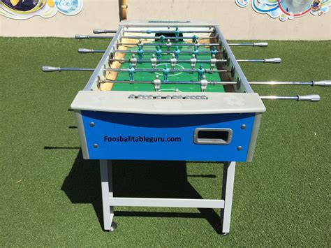 outdoor foosball table kettler outdoor foosball table