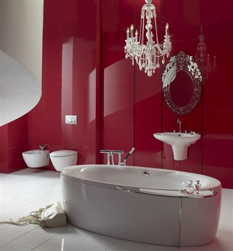red bathrooms top 5 modern bathroom color ideas that makes you feel