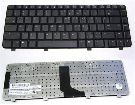 Keyboard Hp 500 Hp 510 Hp 520 Hp500 Hp510 Hp520 5 China Laptop Keyboard Layout For Hp 500 510 520 Sp Black