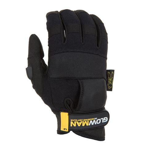 glowman led light glove rigger 174