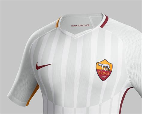 L8300 Jersey Bola As Roma Home 2017 2018 Grade Kode Pl8300 3 as roma rilis jersey away musim 2017 2018