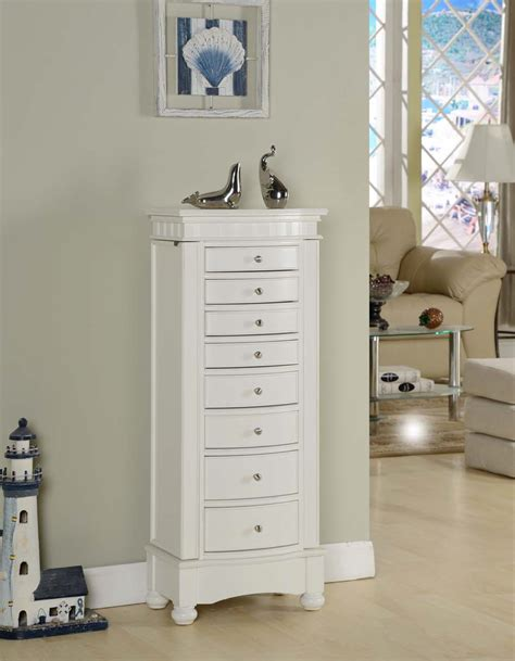 white jewelry armoire clearance furniture white jewelry armoire clearance and white