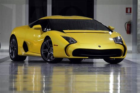 Second Lamborghini Second Of Five Lamborghini 5 95 Zagato Supercars Built