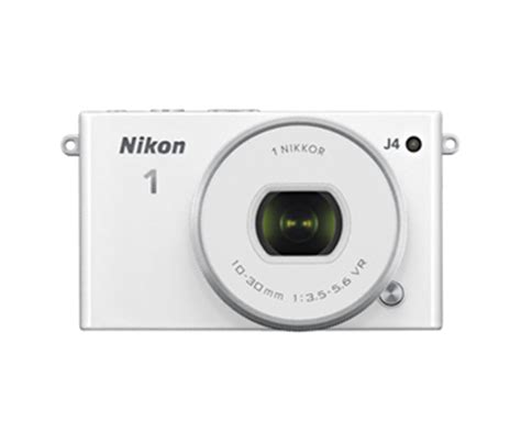 nikon 1 j4 compact with interchangeable lenses