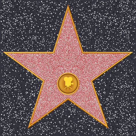 star classic film camera hollywood walk of fame
