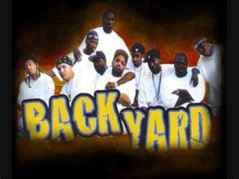 backyard band keep it gangsta backyard keep it gangsta youtube