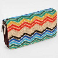 Fold Sunset Clutch From Fred Flare by Reserved Mid Century Purse Vintage 1960s Handbag 60s
