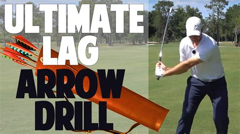 how to get lag in your golf swing increase your golf swing lag the arrow drill top speed