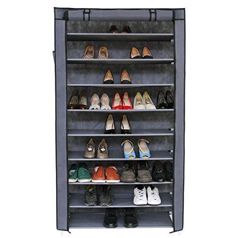 schuhregal für stiefel schuhschrank 60 paar schuhe bestseller shop f 252 r m 246 bel