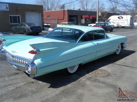 Pinehurst Cadillac by 1959 Cadillac Series 62 Coupe Beautiful Pinehurst Green