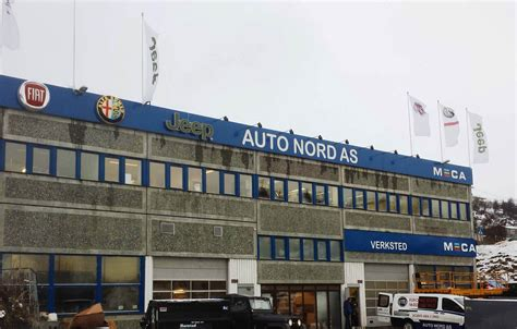 Auto Nord by Pagenotfound Meca
