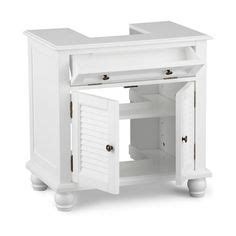 convert pedestal sink to vanity the project wood cabinet to hide pipes