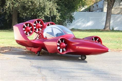 Mohler Flying Car by Moller Skycar Eightythousand Light Years From Home