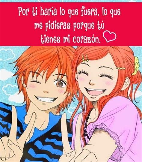 Atesorables Frases De Anime De Amor De Lovely Complex   frases de amor de lovely complex anime amino