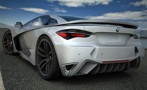 bmw supercar concept bmw 250tti supercar concept study by iranian designer emil